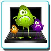 Удаление и лечение вирусов