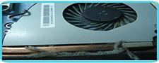Чистка ноутбука Acer E1-571 от пыли