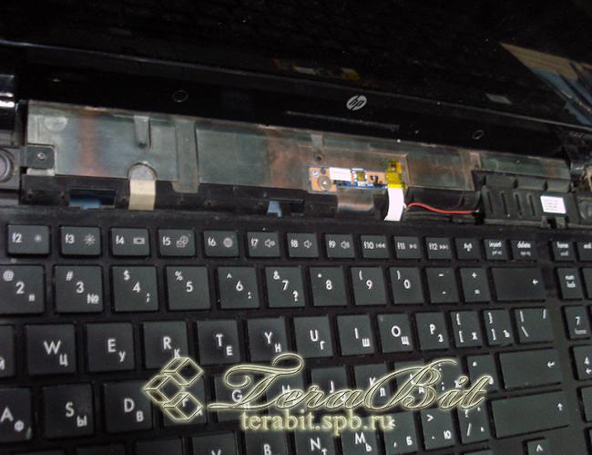 Приступим к разборке ноутбука HP ProBook 4520s