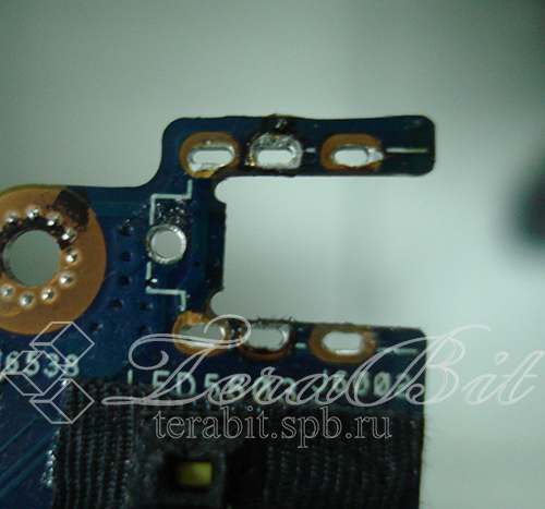 Термодатчик Acer Aspire 7720G