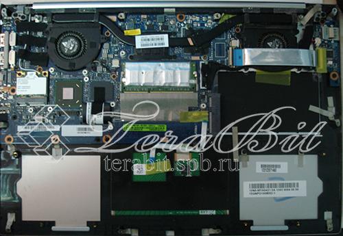 Чистка чипа Acer Aspire 7720G от термопасты