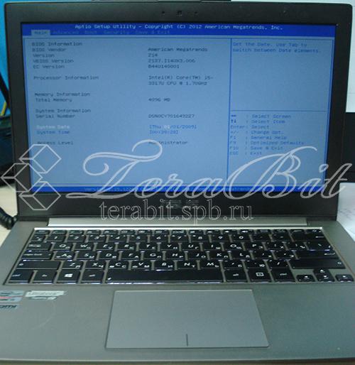 Ноутбук Acer Aspire 7720G после ремонта