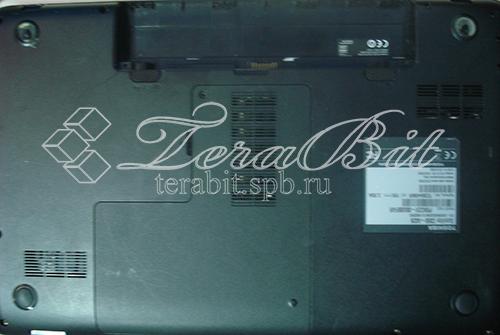 Задняя крышка ноутбука Toshiba C850
