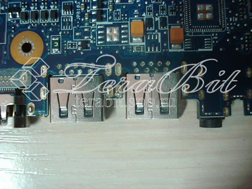 Новый USB-разъем ноутбука Toshiba C850