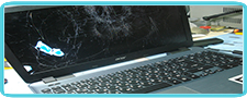 Замена матрицы в ноутбуке Acer Aspire E5-571G.