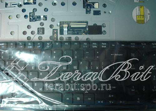 Установка клавиатуры Acer 7551G
