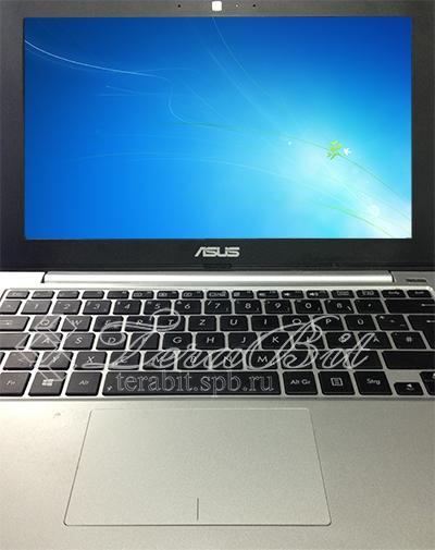 Отремонтированный ноутбук Asus E201E